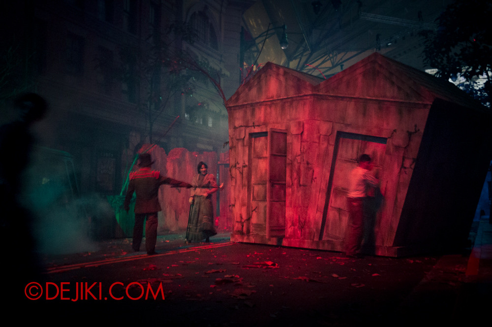HHN3 - Attack of the Vampires