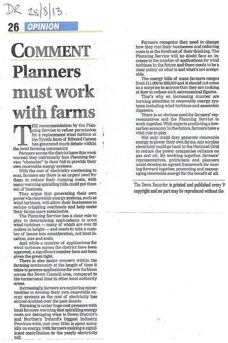 Aug 28 2013 Editorial planners and farmers by CadoganEnright