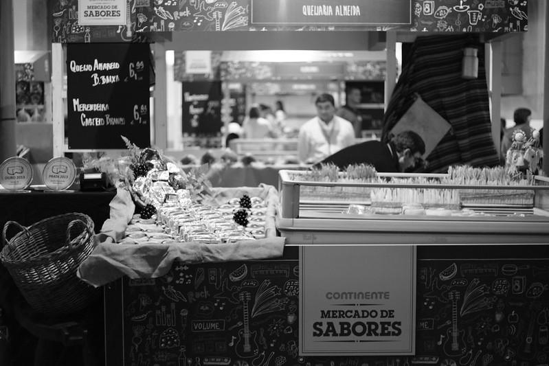 Mercado de sabores  | Porto.Come