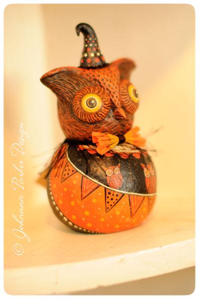 Johanna-Parker-Original-Owl