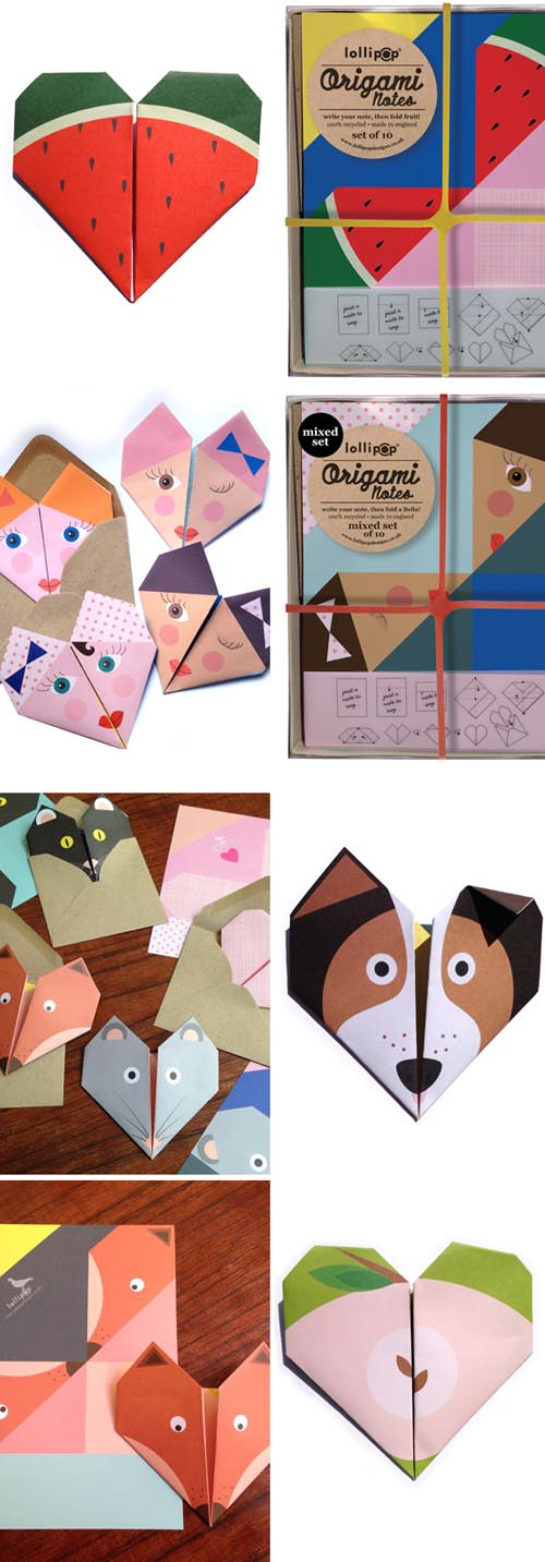 origami notes 2