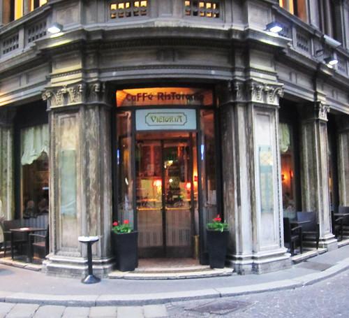 caffe ristorante victoria's milão