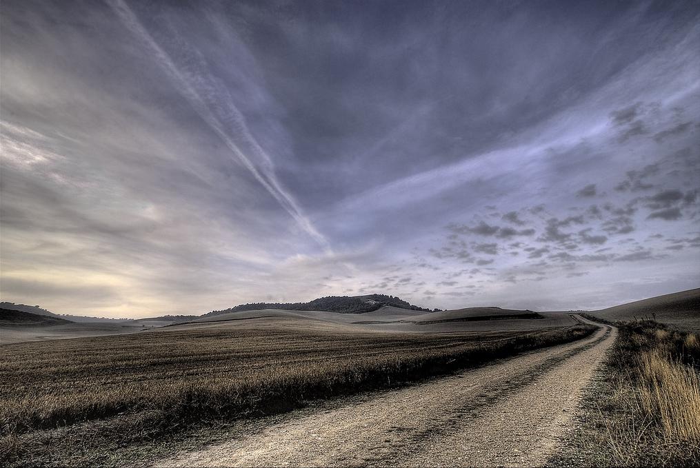 12. Amanecer y esperanza. Autor, Julio Codesal
