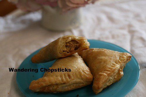 Indonesian Semarang-Style Turnovers with Bamboo Shoots, Dried Shrimp, and Scrambled Eggs 6