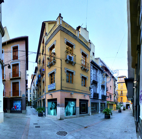 Rincones de Granada, PLACETA DE SANTO CRISTO by puma3023