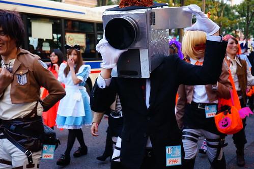 Kawasaki Halloween Parade 2013 132