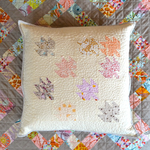 Falling Softly Pillow