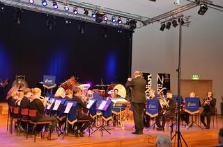 Brassbandfestivalen 2013 - ÅYBB - Åsenhöga Youth Brass Band (Foto: Annette Forsberg)