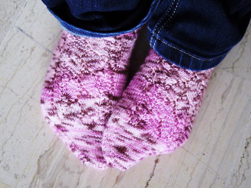 Sorbet socks