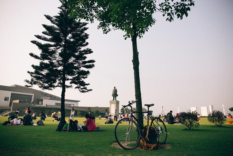 無標題  週末單車好去處#00 - 中山紀念草坪 10886885826 1d4f65f5d6 c