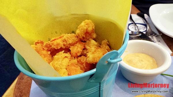 Shrimp Popcorn  by LivingMarjorney on Flickr