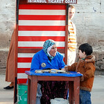 The Buyer and the Seller in Istanbul by mandalaybus