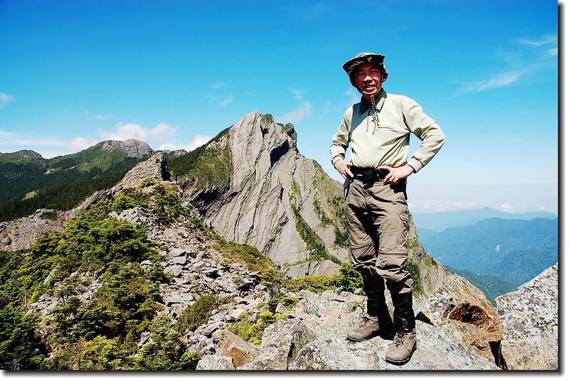 布秀蘭山山頂 2