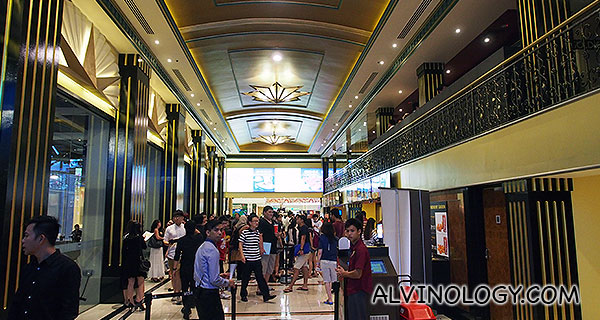 GV Grand at Great World City - reopened