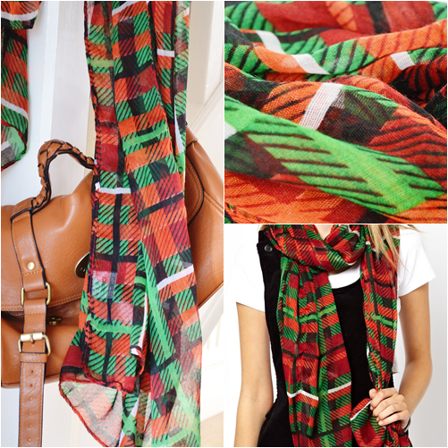 ASOS_Checked_Scarf