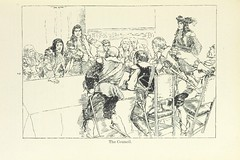 """British Library digitised image from page 109 of """"Micah Clarke ... Adapted for school use. With illustrations, etc"""""""