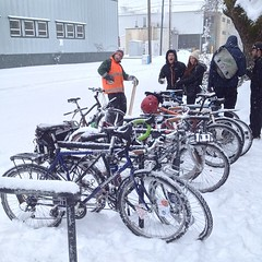 Snow Bike Gang