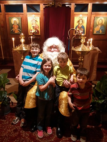 kids and st nicholas