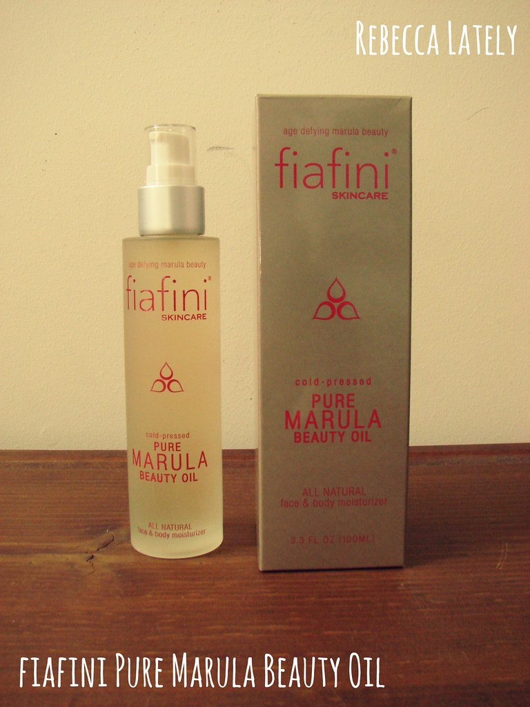 Fiafini Pure Marula Beauty Oil 2