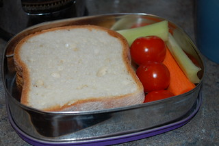 cheese sandwich bento