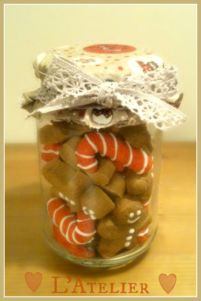 Mini cookies de Nadal