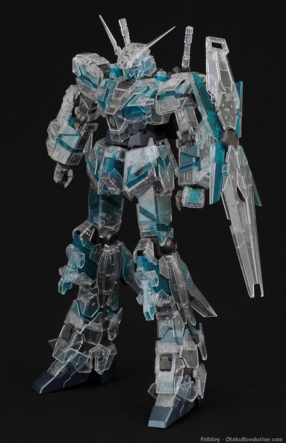 MG Clear Full Armor Unicorn - Snap Fit 14