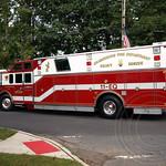 Heavy Rescue Truck, Orangeburg Fire Department, New York