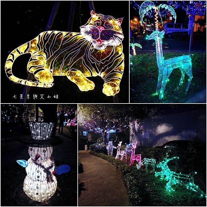 26 福興公園耶誕樹