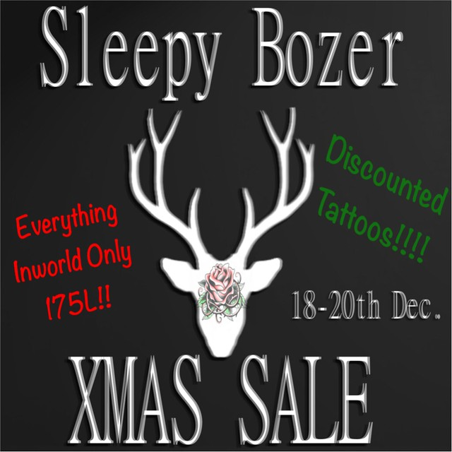 [Sleepy Bozer] Christmas Event