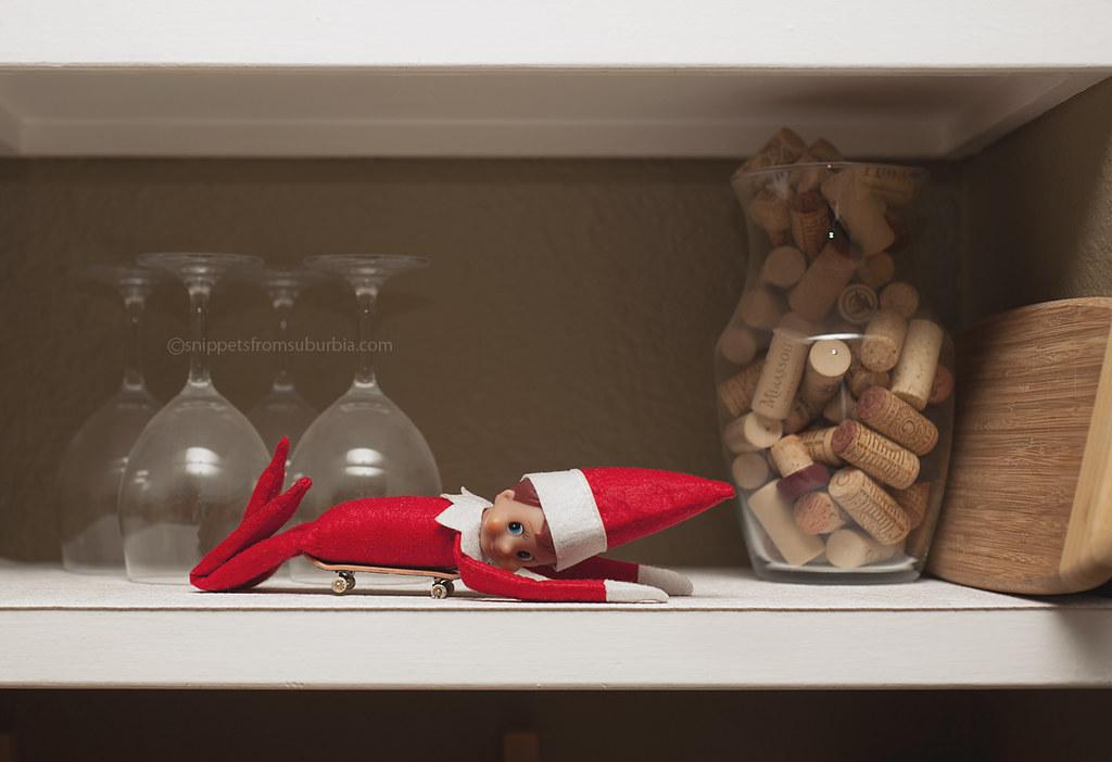 Elf on the Shelf, Day 17
