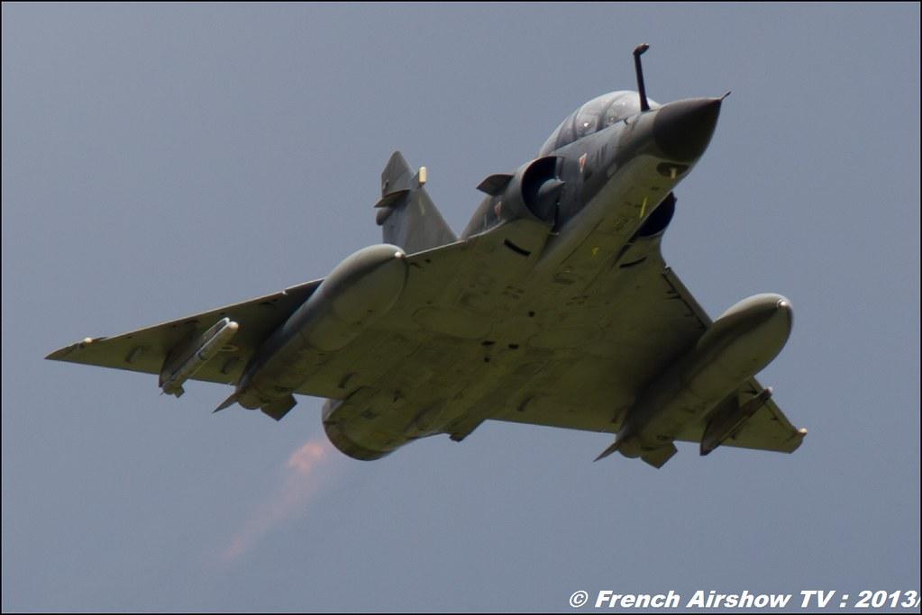 Ramex Delta Mirage 2000N 60 ans Patrouille de France , Meeting Aerien 2013