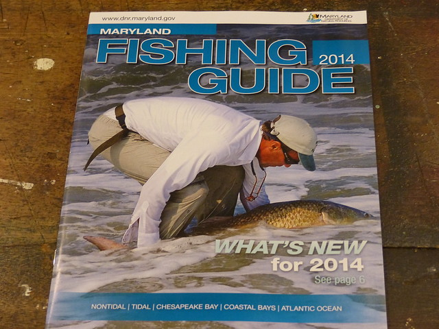 2014 MD Fishing Guide