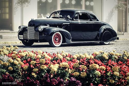 1940 Chevy Custom Coupe