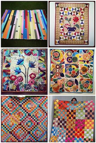 Quilt Making 2013