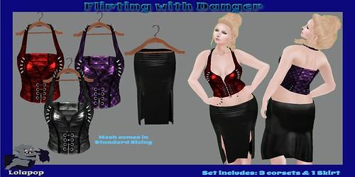Lolapop-FlirtingWithDanger-Ad