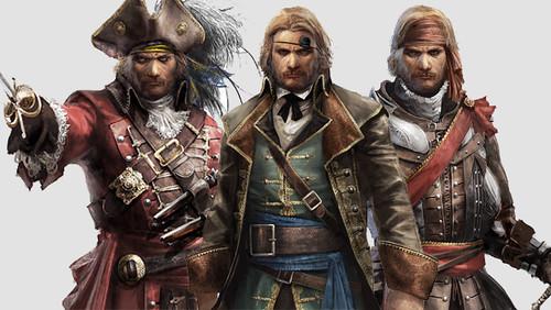 Assassins Creed IV Black Flag Illustre Piraten DLC