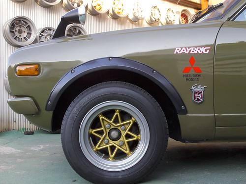 140124 Classic Car NAGOYA