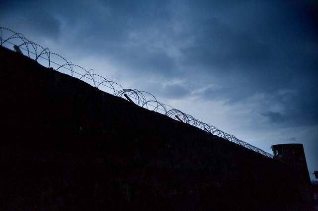 GI01 Green Island Prison - Taiwan
