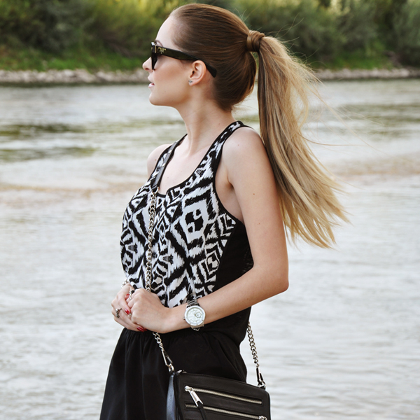 Poważne torebka rebecca minkoff mini   Karina in Fashionland IU53