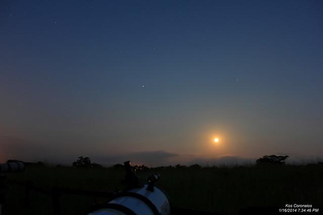 Moonrise - Minimoon 2014