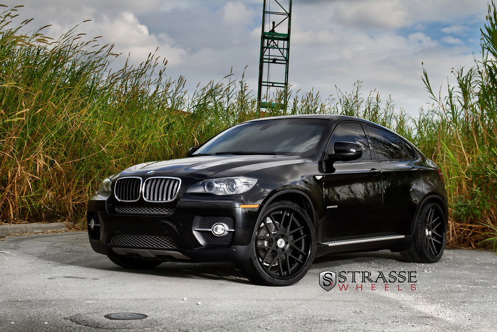 Murdered Out X6
