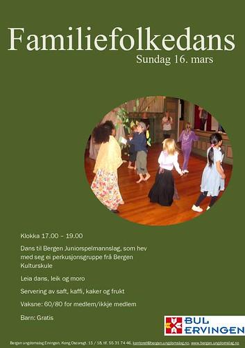 Familiefolkedans på sundag
