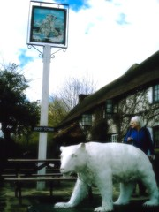 Upper Warlingham to Hayes. The White Bear, Fickleshole