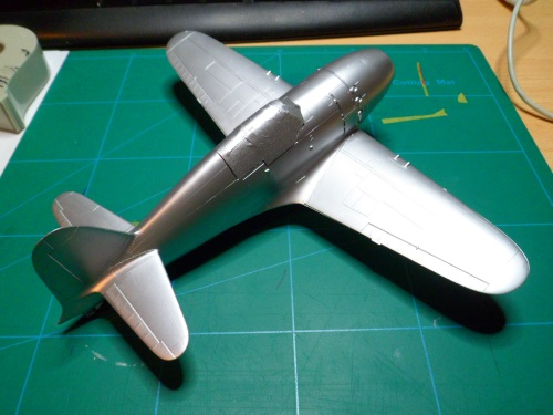 Pas-à-pas : Mitsubishi J2M3 modele 21 Raiden Jack [Tamiya 1/48] 13276321494_e185afd267_o