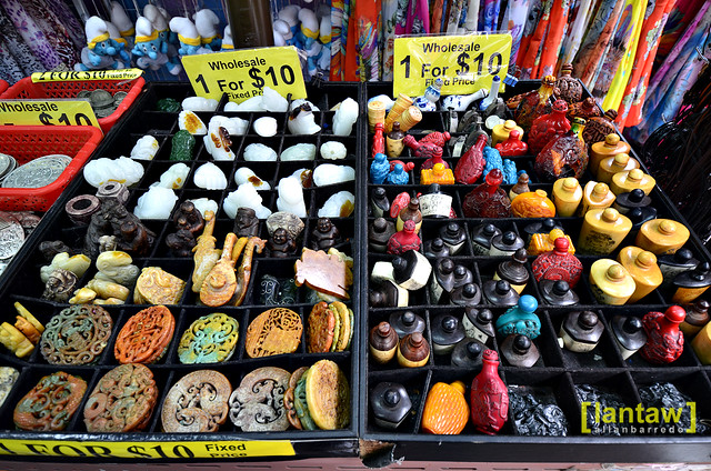Singapore Chinatown: Knick Knacks