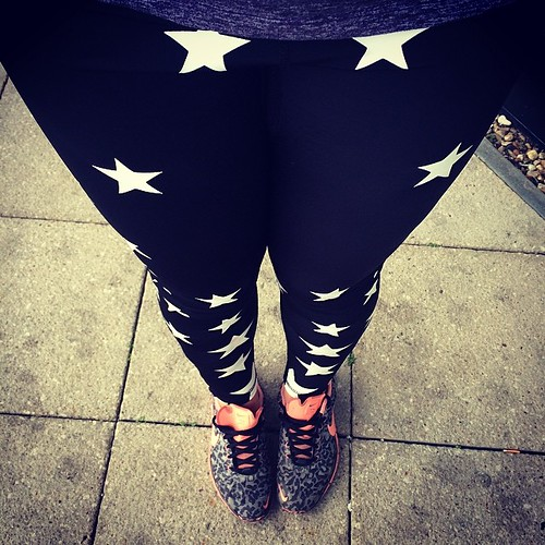 Ana Nichoola Star Tights #womenscycling