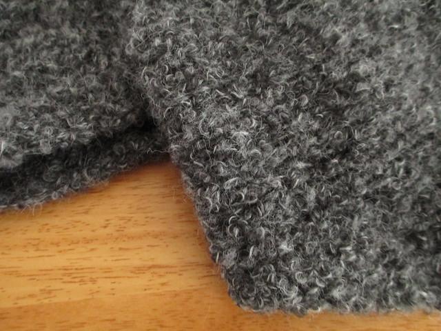 Boucle yarn