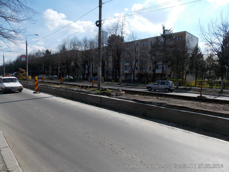 Traseul 102, etapa I: Bucla Nord ( Sp. Județean ) - Intersecție Republicii - Pagina 2 13506483113_2ba241c5b0_c
