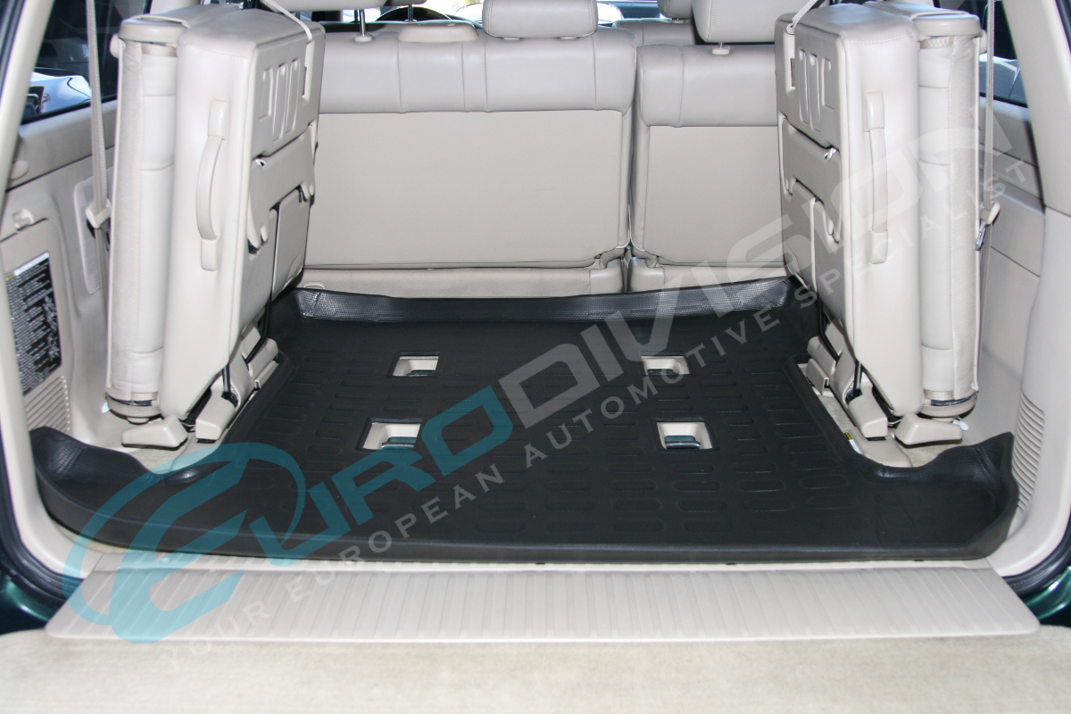 Toyota land cruiser 100 series rubber car floor mats for 100 series land cruiser floor mats