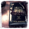 15/4/2014 - I'm reading this #fmsphotoaday #book #reading #johnbrecht #hipstamatic #wonder #dreamcanvas